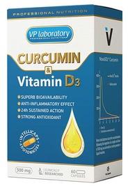 VPLab Curcumin & D3 60 Caps