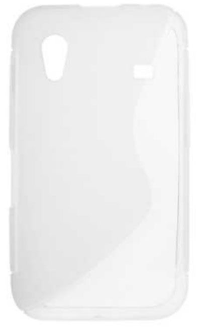 Telone Back Case S-Case for Samsung S5830 Galaxy Ace Transparent