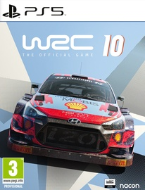 PlayStation 5 (PS5) spēle Nacon WRC 10