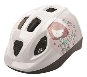 Polisport Kids XS Helmet 43-53 White