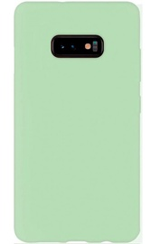 Evelatus Soft Touch Back Case For Samsung Galaxy S10e Mint