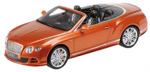Minichamps Bentley Continental GT Speed Orange