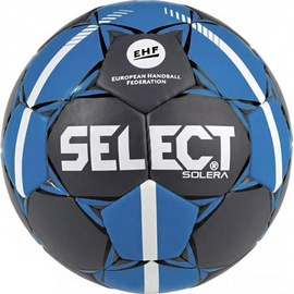 Select Solera Mini 2019 Official EHF Ball Grey/Blue