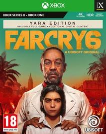 Xbox Series X spēle Ubisoft Far Cry 6 Yara Edition