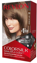 Matu krāsa Revlon Colorsilk Beautiful Color 50 Light Brown Ash