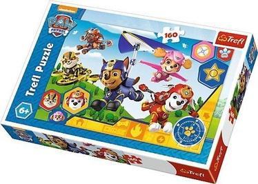 Trefl Puzzle Paw Patrol Always Ready To Help 160pcs 15363