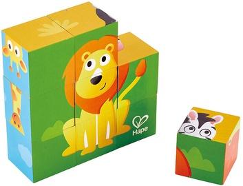 Hape Jungle Animal Block Puzzle E1619A