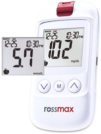 Rossmax Blood Glucose Monitoring Device HS200