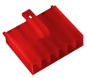AC Ryan AUX 6Pin Female Connector UV Red