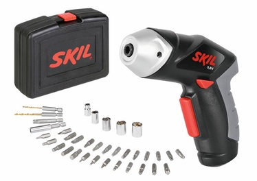 SKIL 2436 AC Cordless Srewdriver with Accessories