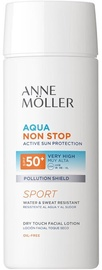 Losjons saules aizsardzībai Anne Möller Aqua Non Stop SPF50, 75 ml