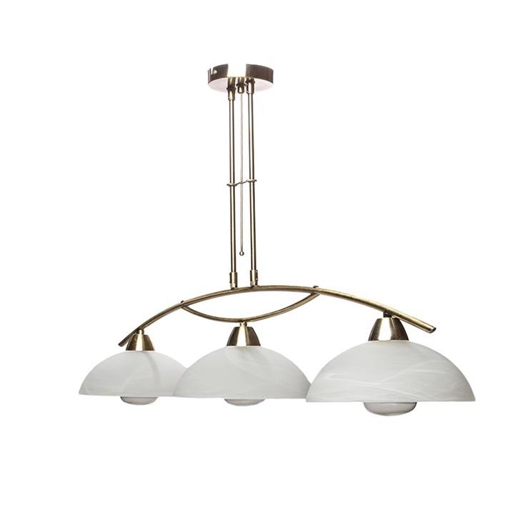 Griestu lampa Futura MX064-3 3x60W E27