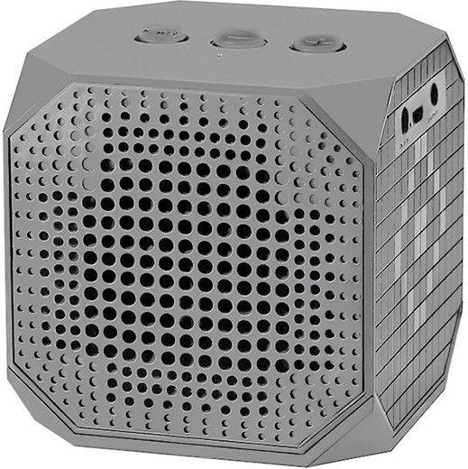 Беспроводной динамик Qoltec 50159 Grey, 3 Вт