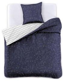 Gultas veļas komplekts DecoKing Constellation, 140x200 cm/70x90 cm