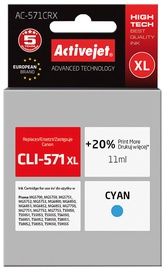 ActiveJet Cartridge AC-571CRX Cyan