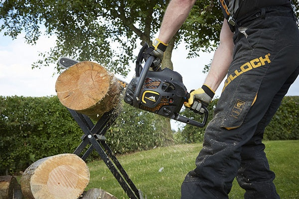 McCulloch CS 42S Chainsaw 16""