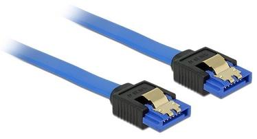 Delock Cable SATA / SATA Blue 0.2m