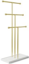 Statīvs Umbra Trigem Jewelry Stand White Brass