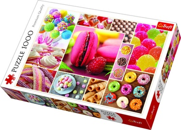 Trefl Puzzle Candy Collage 1000pcs 10469