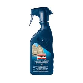 Automašīnas salona ādas virsmu tīrītājs Arexons, 500ml, gaišai ādai