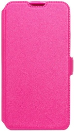 Telone Super Slim Shine Book Case For Huawei P9 Pink