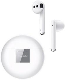 Austiņas Huawei FreeBuds 3 White, bezvadu