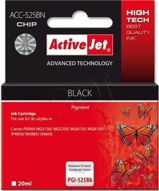 Action ActiveJet ACC-525BN Black
