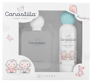 Komplekts bērniem Luxana Canastilla 2pcs Set 250ml EDT