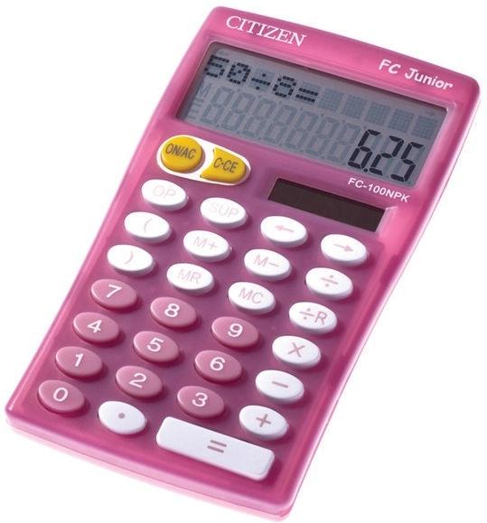 Citizen Pocket FC 100 PKBX