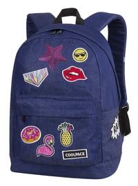 Школьный рюкзак CoolPack 93743CP, синий