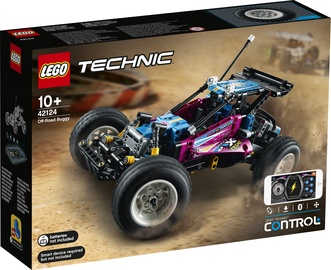 KONSTR.LEGO TECHNIC OFF-ROAD BUGGY 42124