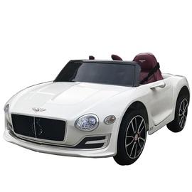 Bezvadu automašīna Mportas Bentley, balta