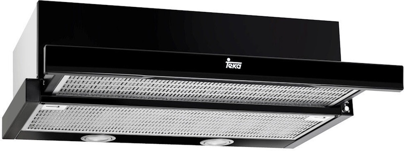 Iebūvēts tvaika nosūcējs Teka CNL 6400 Black
