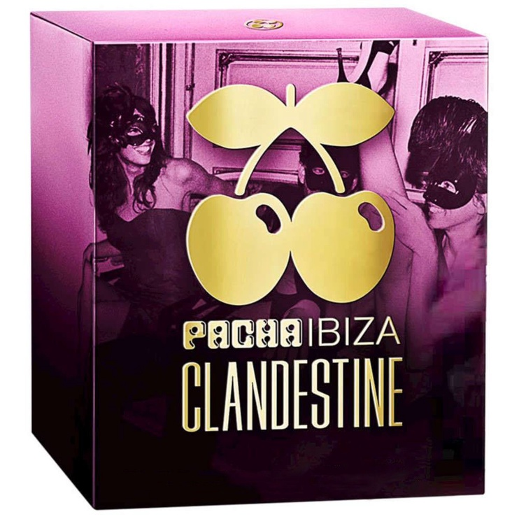 Pacha Ibiza Clandestine For Woman 80ml EDT