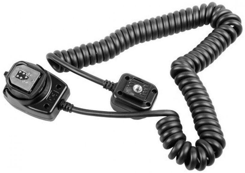 Quantuum TTL Flash Remote Cord for Canon OC - E3