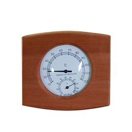Gaisa termometrs Flammifera AP-046BW Sauna Thermometer with Hygrometer