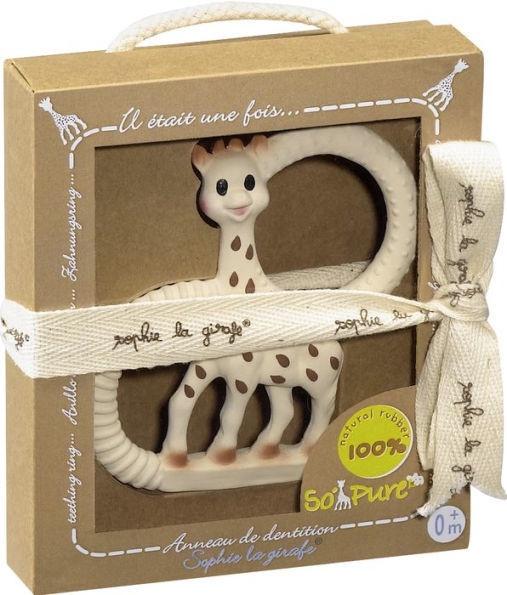 Zobu riņķis Vulli Sophie La Giraffe 200318
