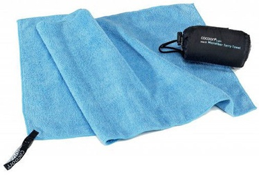 Cocoon Microfiber Terry Towel Dolphin Blue L