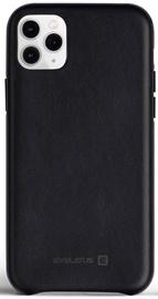Evelatus Leather Back Case For Apple iPhone 11 Pro Max Black