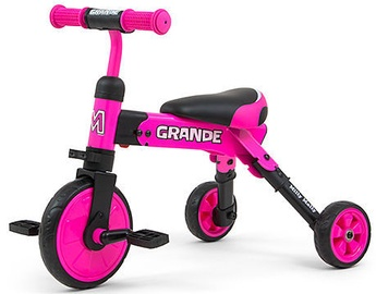 Tricikls Milly Mally Grande Ride On Pink