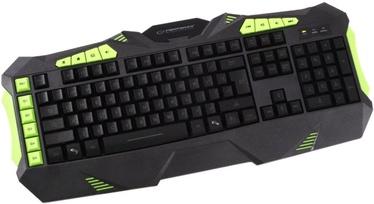 Esperanza EGK504 Kestrel Gaming Keyboard Black/Green