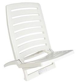 Verners Rio Beach Chair White