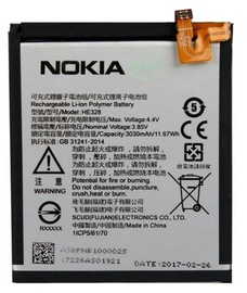Nokia Original Battery For Nokia 8 2017 3030mAh OEM