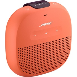 Bezvadu skaļrunis Bose SoundLink Micro Orange