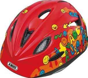 Abus Rookie Helmet Red M