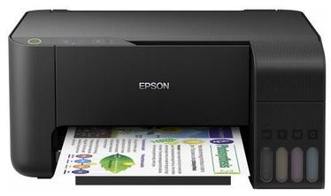 Многофункциональный принтер Epson L3110, струйный, цветной