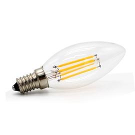 SP. LED B35 4W E14 830 FL 350LM 15KH