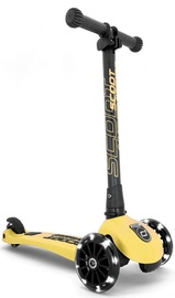 Scoot And Ride Highway Kick 3 LED Lemon 96358