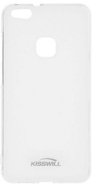 Kisswill Frosted Ultra Thin Back Case For Doogee X10 Transparent