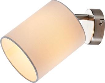Nino Rondo Spotlight Ceiling Lamp 40W E14 Nickel